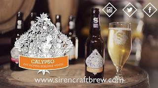 Siren Craft Brew - Calypso Dry-Hopped Berliner Weisse