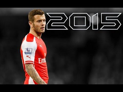 Jack Wilshere ● Goals, Skills & Assists ● 2014-2015