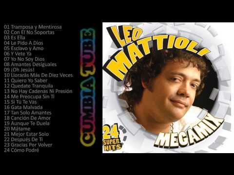 Leo Mattioli - Megamix Enganchados vol 3