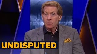 Kawhi Leonard is eclipsing LeBron James - Skip Bayless explains | UNDISPUTED