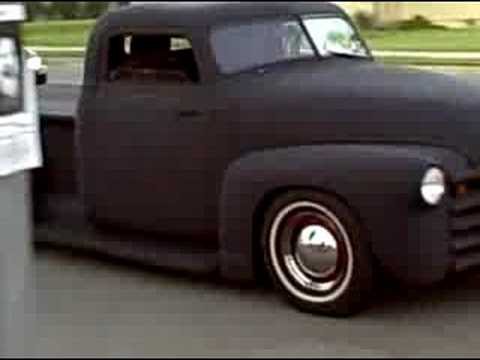 1948 CHEVY CHOPPED SUICIDE DOORS FOR SALE 818 391-0263 - YouTube