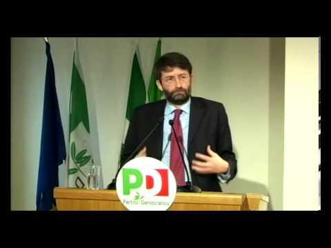 Direzione nazionale Pd – Intervento di Dario Franceschini