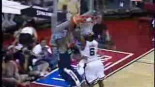 Kobe Bryant Dunk BLOCKED by Lebron James