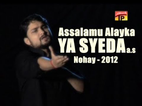 Asalam-o-alyka Ya Syeda (s.a) Title New Noha Syed Raza Abbas Zaidi Vol=7 2012 video