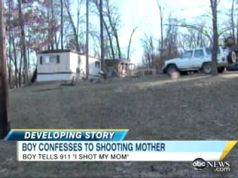 10-year-old Ohio Boy Admits To Killing His Mother video