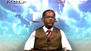 Dr.melese Wegu - Why Christians Depressed? - AmlekoTube.com