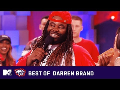 Darren Brand's BEST Rap Battles, Top Freestyles & Most Vicious Insults (Vol. 1) | Wild 'N Out | MTV
