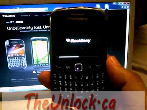 Blackberry instruction book