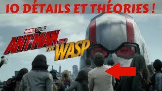 Ant-Man and The Wasp : 10 INFOS QUI TUENT sur le trailer