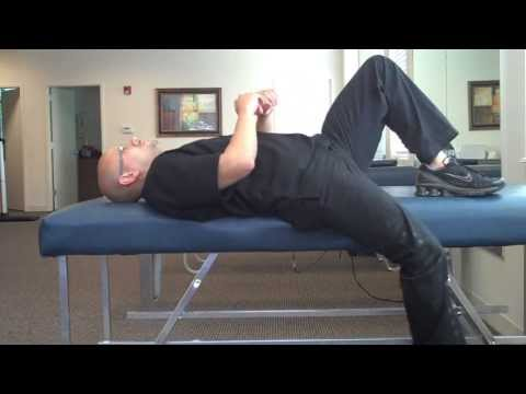 Personal Injury Doctor Atlanta - Low Back Pain Relief Stretching Exercises