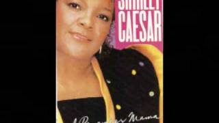 """I Cannot Stop Praising Him""  Shirley Caesar"