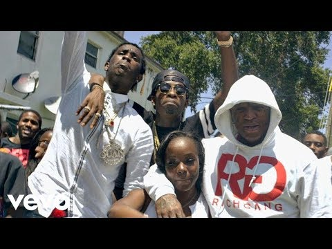 Birdman Ft. Rich Homie Quan & Young Thug - Lifestyle (Official Music Video)