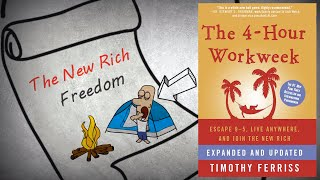 THE 4-HOUR WORKWEEK BY TIMOTHY FERRISS (Animated Review)
