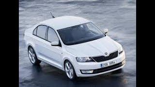 Обзор автомобиля Шкода Рапид 2013 года. Review of the car Skoda Rapid 2013