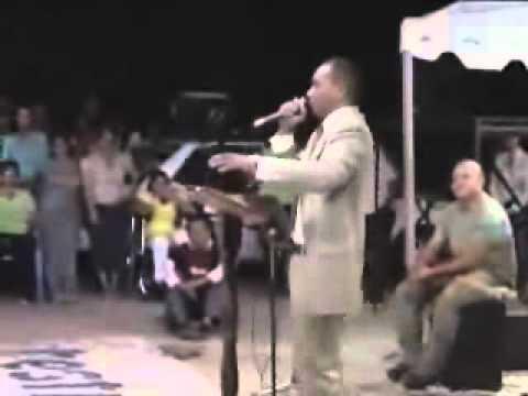 El Poder de Dios Manifestado, Evangelista Wilmer Liendo, Spanish (2/7)