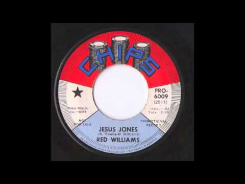 Red Williams Jesus Jones