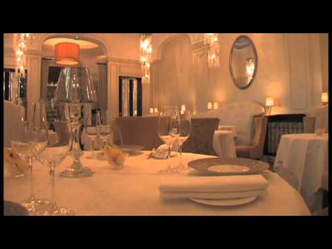 Gordon Ramsay Trianon Palace - Les 50 Restaurants qui font Paris / Haut de Gamme