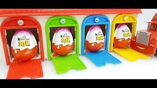 Sürpriz Yumurta Videoları 2017 | Eğlenceli Sürpriz Yumurtalar Açıyoruz