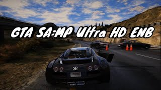 SA:MP HD Graphics Mod For Low End PC