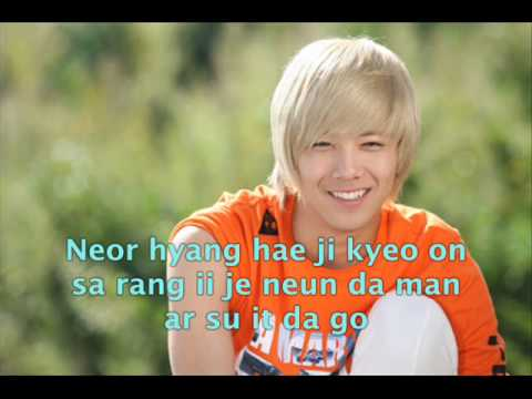 You're Beautiful Ost - Still (as Ever) - Lee Hongki Lyrics video
