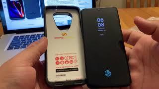 ZeroLemon OnePlus 6T battery case Review