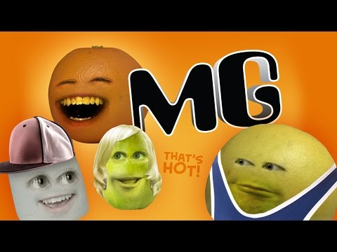 Annoying Orange - OMG