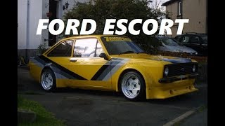 Ford Escort MK2 Race Car Build Project