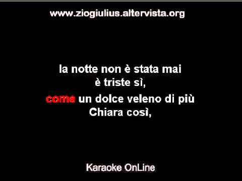 Bella Marcella - Canto Straniero