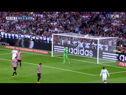Real Madrid 5 0 Athletic Bilbao   All goals and Highlights 720p HD   YouTube