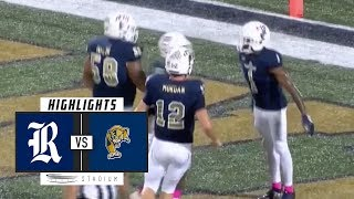 Rice vs. FIU Football Highlights (2018) | Stadium