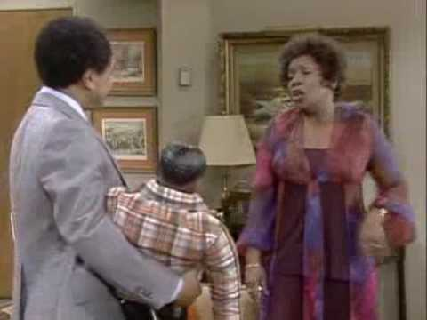 The Jeffersons - Uncle George and Aunt Louise Pt 1 of 3
