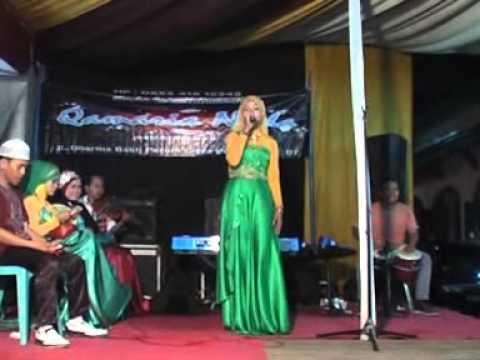 Qamaria Nada - Samamim Bait by Ainun( Qosidah Pekalongan )