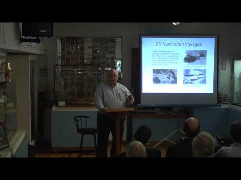 July 1, 2014 History Lecture: Adventures in Arctic Naval Architecture & Offshore Engineering