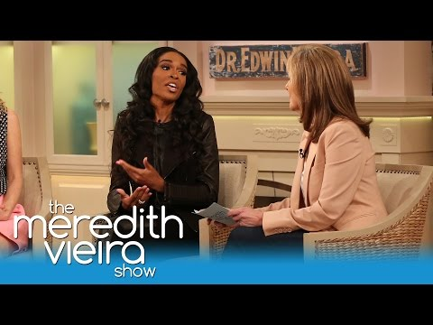 Michelle Williams on Family Pressure | The Meredith Vieira Show
