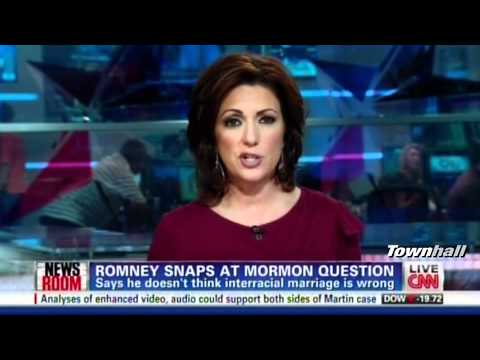 CNN Anchor: Mormons Equate Interracial Dating With
