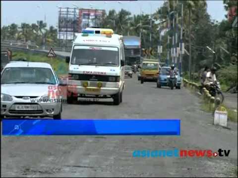 road condition in kerala Condition of kerala roads kannur road condition : bad roads in kerala bad condition of roads in kerala -asianet news investigation.