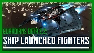 Elite: Dangerous - First Impressions: Ship Launched Fighters