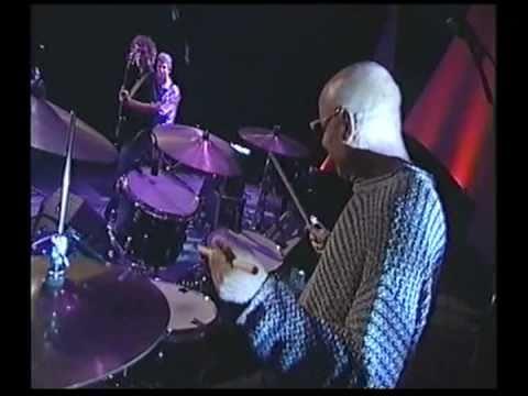 Paul Motian&The Electric Bebop Band - Drum music - Chivas Jazz Festival 2003