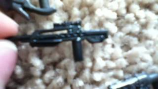 My Top 10 Favorite Halo Mega Bloks Weapons