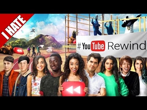 I HATE YOUTUBE REWIND 2016