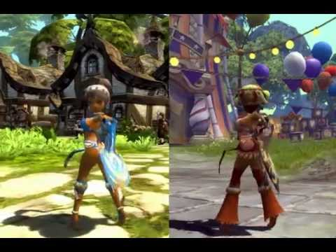 All Character Dragon Nest Dragon Nest New Character
