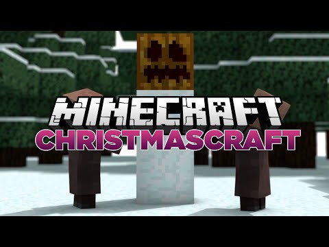 Minecraft Mod Review - ChristmasCraft! (1.6.4 - 1.7.2) (Lights. Santa. Presents. and More!)
