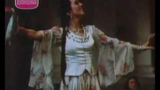 Гитана Леонтенко / Gitana Leontenko dancing
