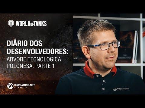 Diário dos Desenvolvedores: Árvore Tecnológica Polonesa - Parte 1