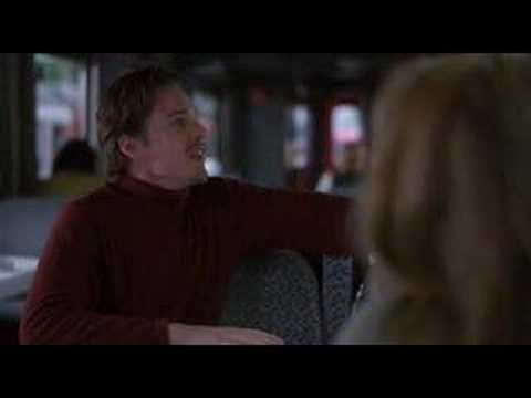 Passer la journe  Vienne, extrait de Before Sunrise (1995)