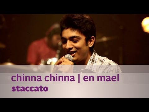 Chinna chinna | En mael by Staccato - Music Mojo - Kappa TV