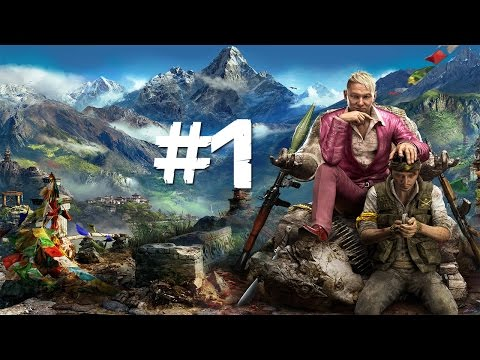 Far Cry 4 PS4 Walkthrough Part 1 ( First 60 Minutes )