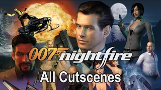 NightFire - All Cutscenes