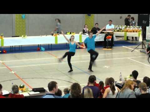 Saskia Topp & Matthias Ritters - 1. Blumentopf-Cup Hilchenbach 2011