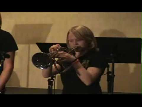 NHS Jazz Combo at MusicFest Canada 2009 - Black Orpheus